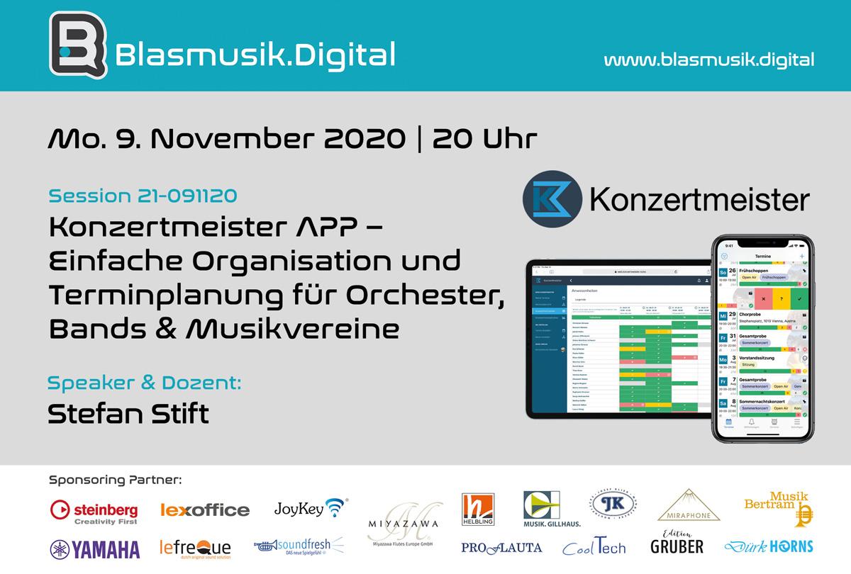21 091120 Konzertmeister Blasmusik Digital