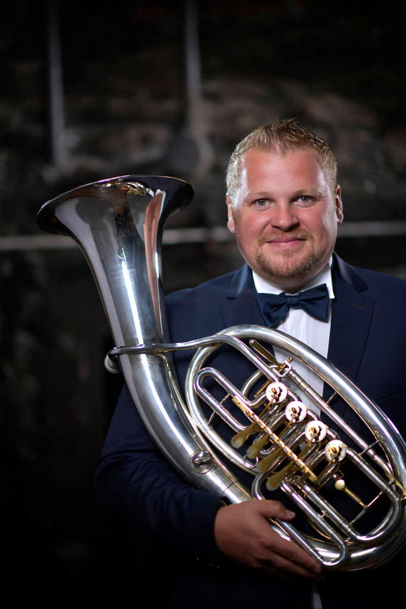 Alexander Wurz - Foto: Jan Bürgermeister - Blog von Blasmusik.Digital - Die Online Konferenz für Blasmusiker