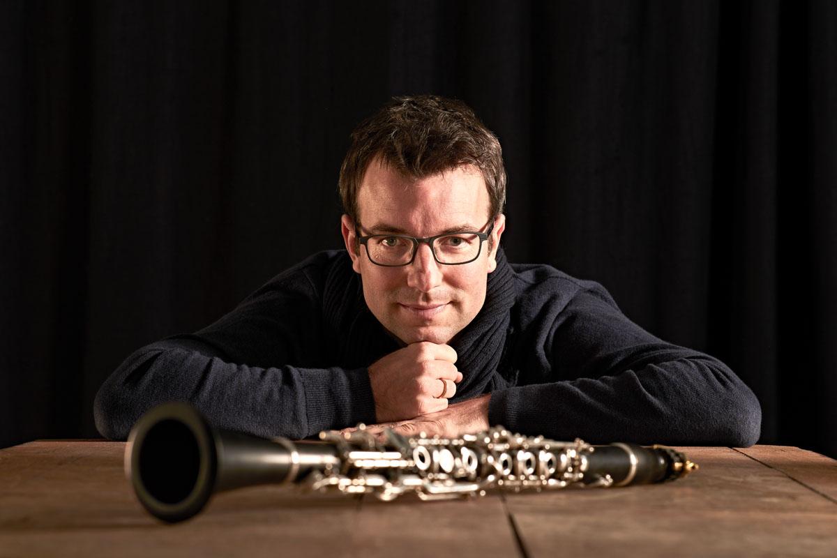 Prof. Kilian Herold - Foto: Ralf Kilian - Blog von Blasmusik.Digital - Die Online Konferenz für Blasmusiker