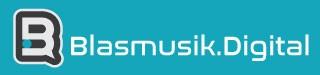 Logo Blasmusik.digital