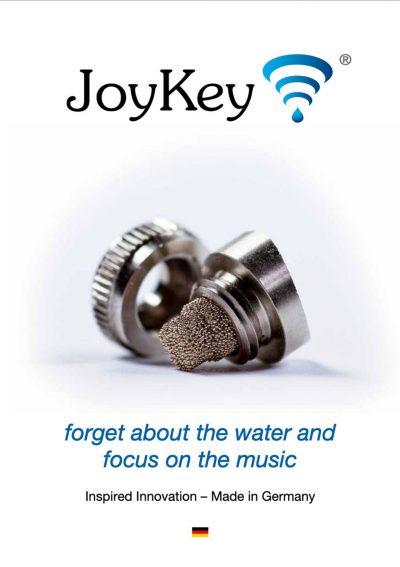 JoyKey Broschüre öffnen