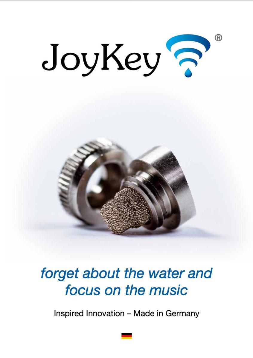 JoyKey - Sponsor Blasmusik.Digital