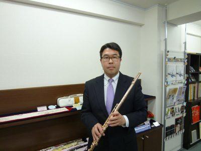 Kazunari Miyazawa Präsident Miyazawa Flutes