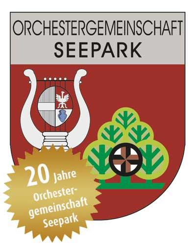 Wappen der Orchestergemeinschaft Seepark