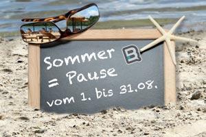 Wir machen Sommerpause vom 01. bis 31.08. - Blasmusik.Digital