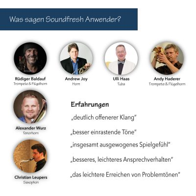Soundfresh - Sponsor von Blasmusik.Digital
