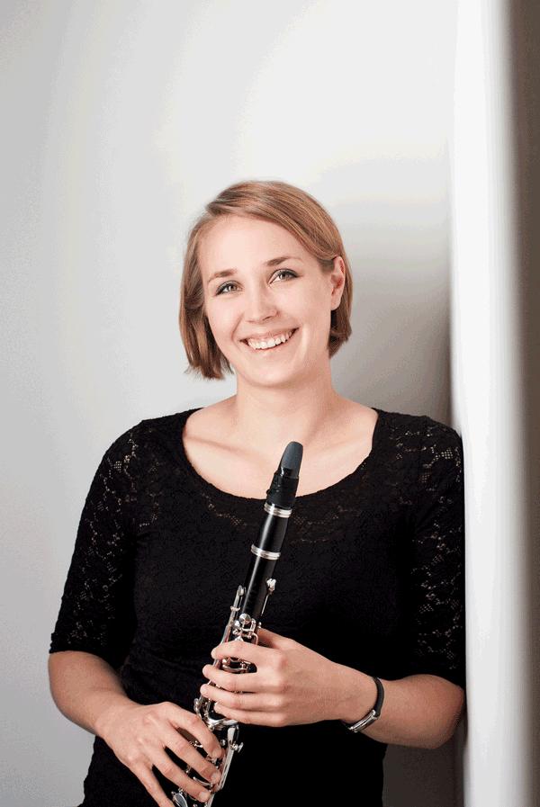 Melina Paetzold - Speaker & Dozentin bei Blasmusik.Digital