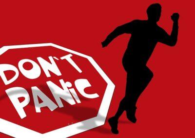 Don't Panic - Vorbeugen und vermeiden