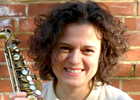 Claudia Tesorino - Speaker & Dozentin bei Blasmusik.Digital