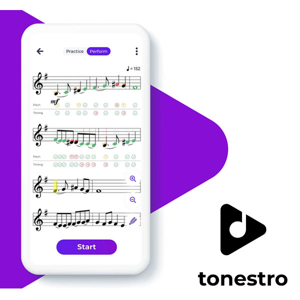 tonestro - Sponsor Blasmusik.Digital