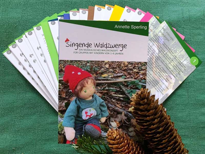 Singende Waldzwerge - Webinar - Blasmusik Digital