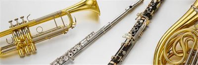Yamaha Holz- und Blechblasinstrumente