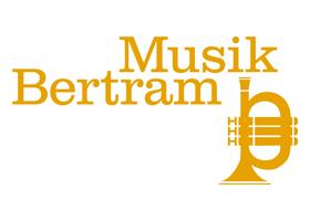 Musik Bertram - Sponsor von Blasmusik.Digital - Die Online Konferenz für Blasmusiker