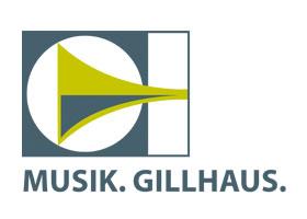 Musik Gillhaus - Sponsor von Blasmusik.Digital - Die Online Konferenz für Blasmusiker